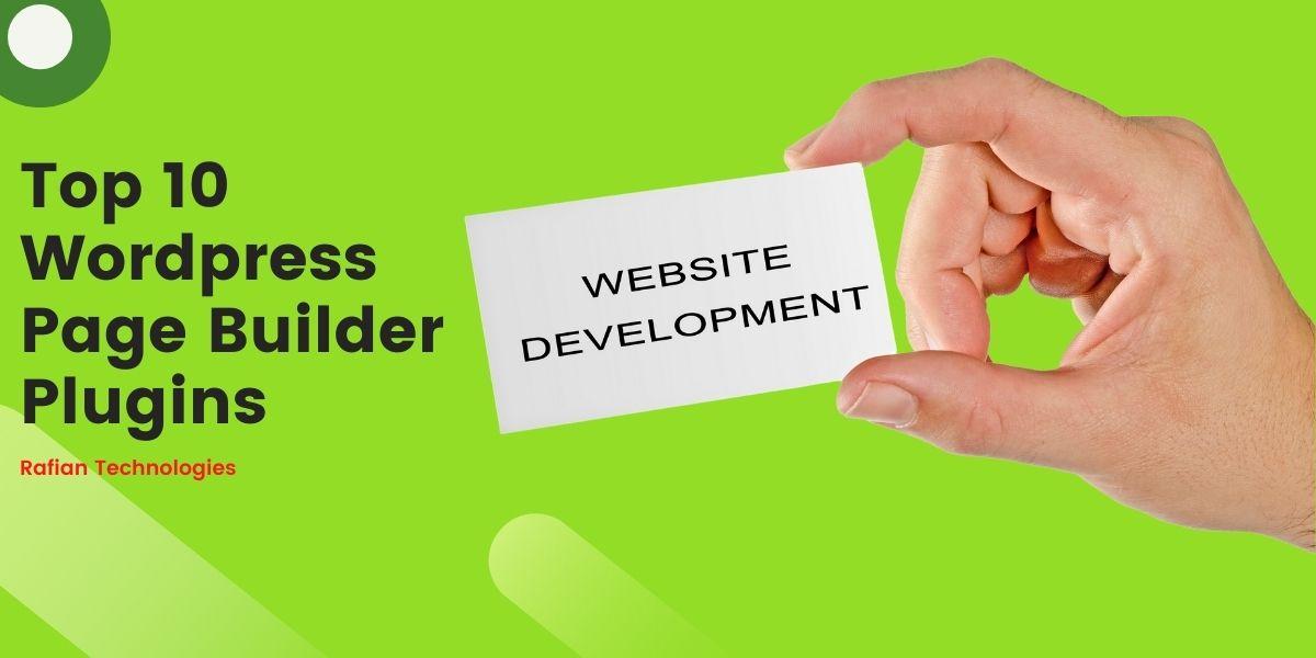 Top 10 Wordpress Page Builder Plugins