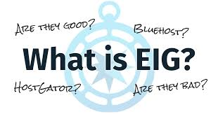 EIG Blue Host
