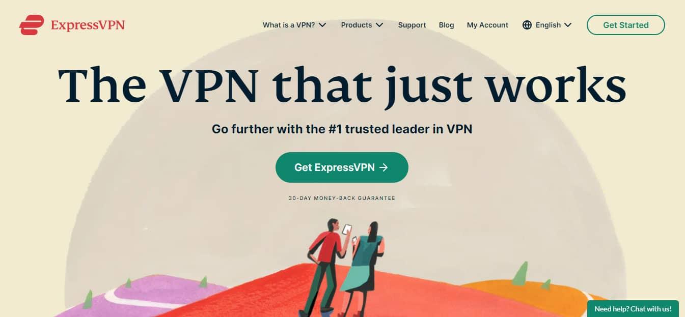 Express VPN 2021