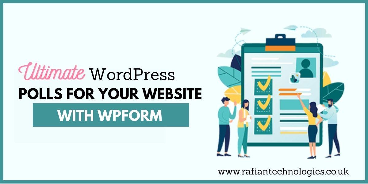 Ultimate WordPress Polls For Your Website