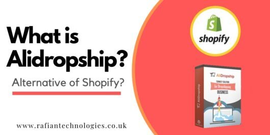 What is Alidropship Alternative of Shopify